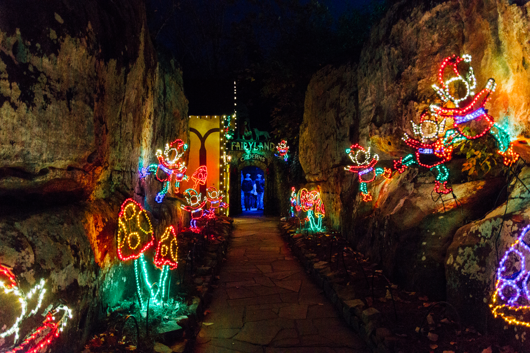Chattanooga Winter Events Lookout Mountain