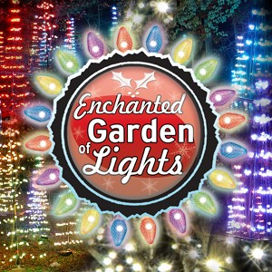 Rock Cityu0027s Enchanted Garden Of Lights