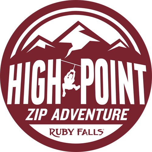 Ruby Falls Zipstream